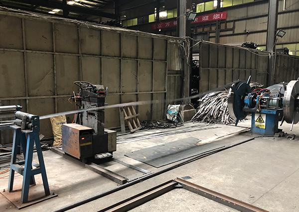 声测管-精密高频焊管机组